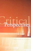 Critical Perspectives