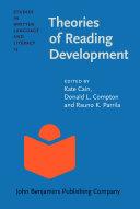 Theories of Reading Development Pdf/ePub eBook