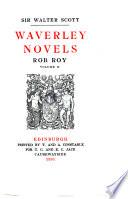 Waverley Novels: Rob Roy