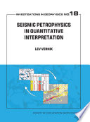 Seismic Petrophysics In Quantitative Interpretation Book PDF