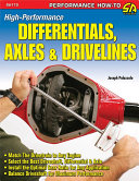 High-Performance Differentials, Axels, and Drivelines