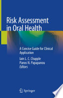 Risk Assessment in Oral Health
