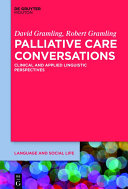 Palliative Care Conversations [Pdf/ePub] eBook