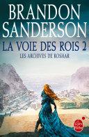 Pdf La Voie des Rois, volume 2 (Les Archives de Roshar, Tome 1) Telecharger