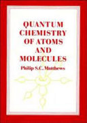 Quantum Chemistry Atoms Molecules