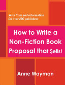 How to Write a Non-Fiction Book Proposal that $ells!