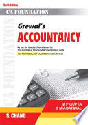 Grewal's Accountancy [CA Foundation]
