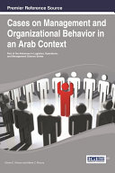 Cases on Management and Organizational Behavior in an Arab Context Pdf/ePub eBook