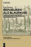 Republiken als Blaupause