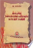 Osmanlı İmparatorluğu İktisadi Tarihi