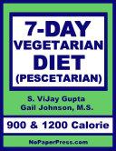 7 Day Vegetarian Diet