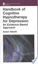 Handbook Of Cognitive Hypnotherapy For Depression Book PDF