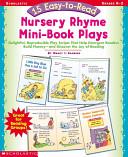 15 Easy To Read Nursery Rhyme Mini Book Plays