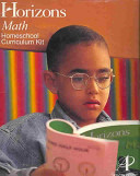 Horizons Mathematics Grade 4 Set