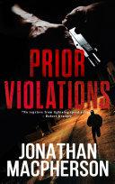 Prior Violations [Pdf/ePub] eBook