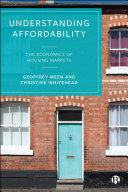 Understanding Affordability