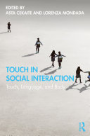 Touch in Social Interaction Pdf/ePub eBook