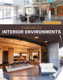 Materials for Interior Environments Book PDF