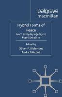 Pdf Hybrid Forms of Peace