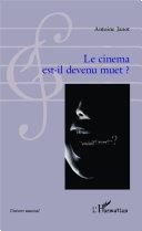 Le cinema est-il devenu muet? [Pdf/ePub] eBook