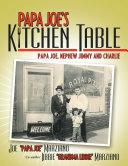 Papa Joe   S Kitchen Table