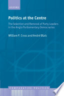 Politics At The Centre