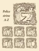 Police sirène A-Z ebook