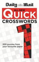 All New Quick Crosswords 1