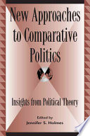 New Approaches To Comparative Politics Book PDF