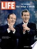 6 sept. 1968