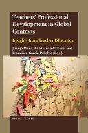 Teachers    Professional Development in Global Contexts
