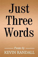 Just Three Words