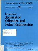 International Journal Of Offshore And Polar Engineering Book PDF
