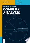 Complex Analysis [Pdf/ePub] eBook