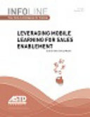 Leveraging Mobile Learning for Sales Enablement
