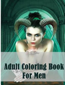 Adult Coloring Books for Men