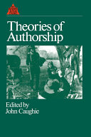 Theories of Authorship