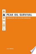 Peak Oil Survival