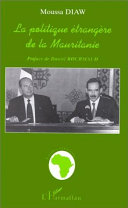 Pdf LA POLITIQUE ÉTRANGÈRE DE LA MAURITANIE Telecharger