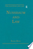 Nussbaum and Law