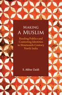 Making a Muslim