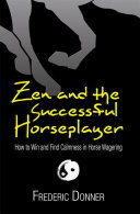 Pdf Zen and the Successful Horseplayer