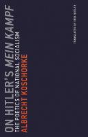 Pdf On Hitler's Mein Kampf Telecharger