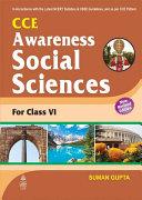 CCE Awareness Social Sciences For Class 6 [Pdf/ePub] eBook