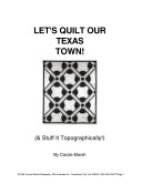 Let's Quilt Our Texas Town