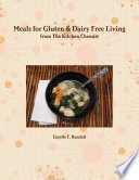 Meals for Gluten   Dairy Free Living from The Kitchen Chemist Book