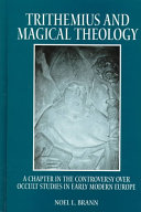Trithemius and Magical Theology