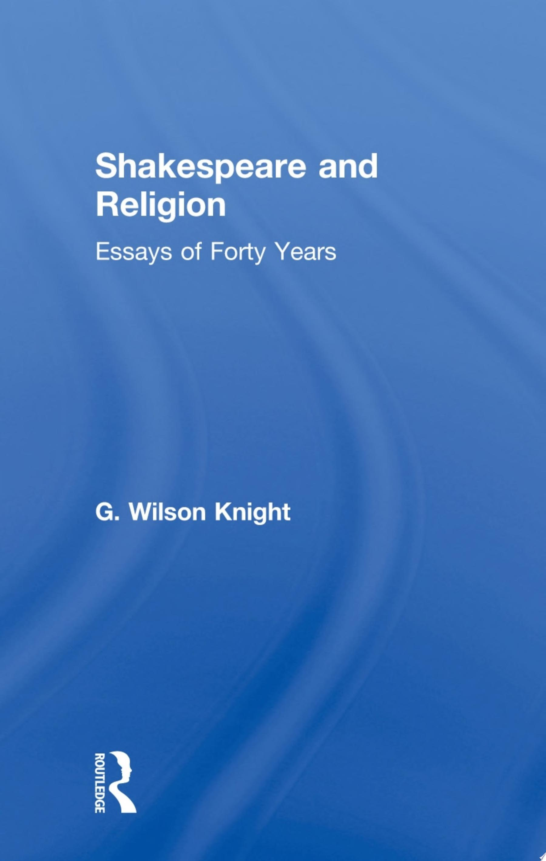 Shakespeare   Religion