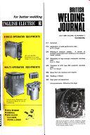 British Welding Journal