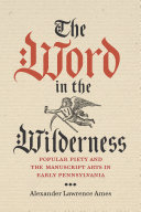 The Word in the Wilderness